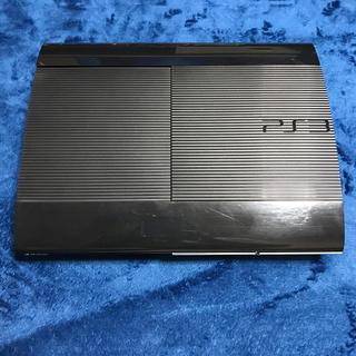 プレイステーション3(PlayStation3)のPS3 CECH-4000B(250GB)(家庭用ゲーム本体)