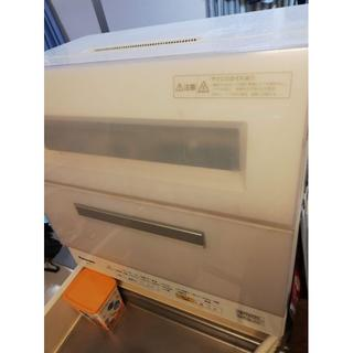 パナソニック(Panasonic)の【もと様専用】パナソニック食器洗い乾燥機(食器点数45点) NP-TR9-W(食器洗い機/乾燥機)