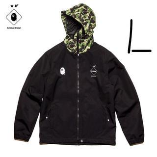 A BATHING APE - fcrb x bape practice jacket L