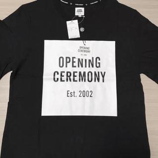 オープニングセレモニー(OPENING CEREMONY)のオープニングセレモニー Tシャツ(Tシャツ/カットソー(半袖/袖なし))