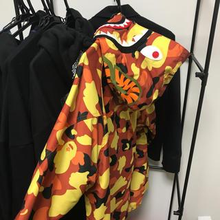 A BATHING APE - BAPE snowboard jacket