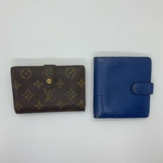 4cba8843e56b ... エピ デニム ジッピーウォレット. ¥82,500. ルイヴィトン(LOUIS VUITTON)の正規品 Louis Vuitton 財布  セット 二つ折り モノグラム