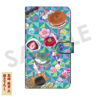 カプコン(CAPCOM)の大神12周年 スペシャルコレクション 手帳型スマホケース(iPhoneケース)