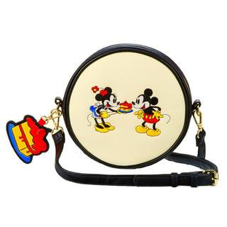 ディズニー(Disney)の新品 Disney×Loungefly クロスボディバッグ(ショルダーバッグ)