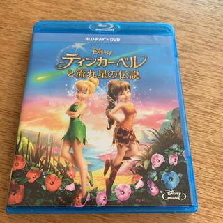 ディズニー(Disney)のティンカーベル と流れ星の伝説 Blu-ray DVD (アニメ)
