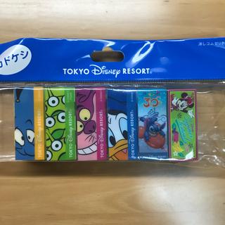 ディズニー(Disney)の ディズニーランド カドケシ (消しゴム/修正テープ)