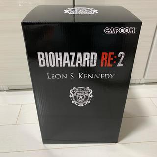 カプコン(CAPCOM)の新品 BIOHAZARD RE:2 レオン・S・ケネディフィギュア(家庭用ゲームソフト)