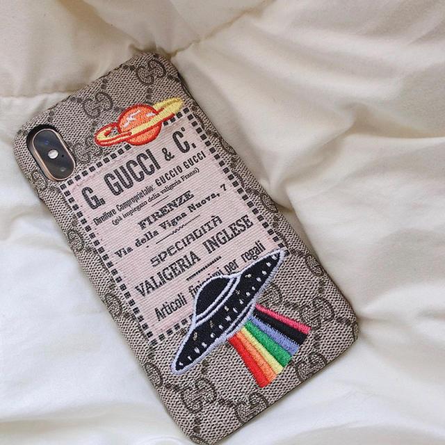 Gucci - 新品 iPhone XR ケース Gucci 【数量限定再入荷】の通販 by ひじり's shop|グッチならラクマ