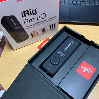 iRig PRO I/O IK Multimedia オーディオインターフェース(オーディオインターフェイス)