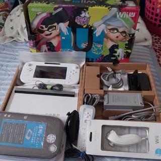 Wii U スプラトゥーンセット