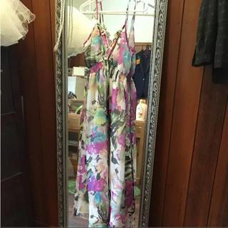 サンドレス♡新品(ロングワンピース/マキシワンピース)