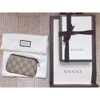 グッチ(Gucci)のGUCCI コインケース イタリアミラノで購入(コインケース/小銭入れ)