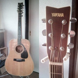 ヤマハ(ヤマハ)のYamaha FG-251B オレンジラベル アコギ【手渡し希望】(アコースティックギター)