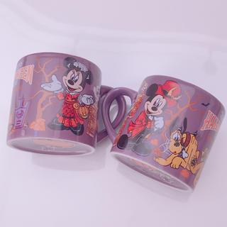 ディズニー(Disney)のディズニー ハロウィン🎃 スーベニアマグカップ(グラス/カップ)
