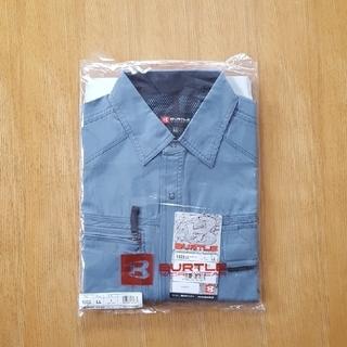 バートル(BURTLE)のBURTLEワークシャツ(シャツ)