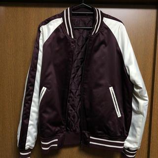 ジーユー(GU)のMA-1 メンズ ジャケット(ブルゾン)