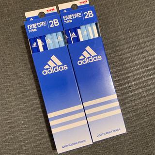 アディダス(adidas)の大特価!アディダス✲︎2B 鉛筆 2ダースセット(鉛筆)