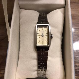 カナルヨンドシー(canal4℃)の4°C時計(腕時計)