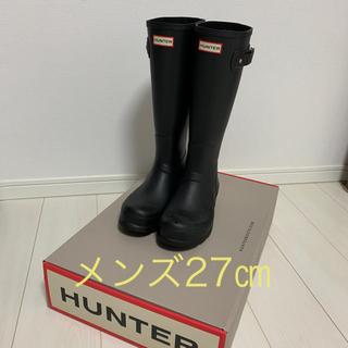 ハンター(HUNTER)の今週限定価格Hunter希少サイズ27㎝新品未使用(ブーツ)