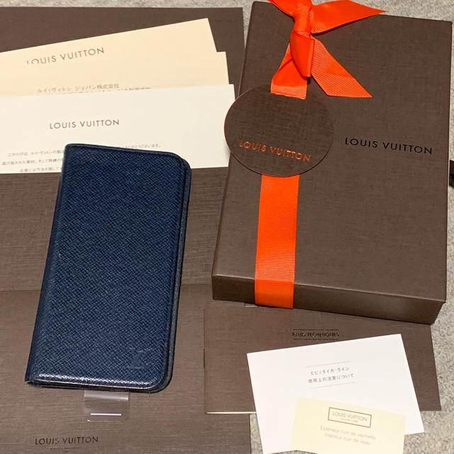 LOUIS VUITTON - LOUIS VUITTON iPhone6s plus Folio TAIGAの通販 by けんた's shop|ルイヴィトンならラクマ