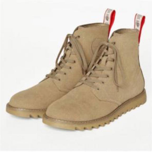 GU(ジーユー)のGU×studio   seven  ブーツ  27cm メンズの靴/シューズ(ブーツ)の商品写真