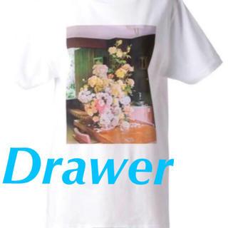Drawer - Drawer Fjura Tシャツ
