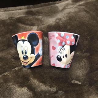 ディズニー(Disney)のディズニー*メラミンコップ(グラス/カップ)
