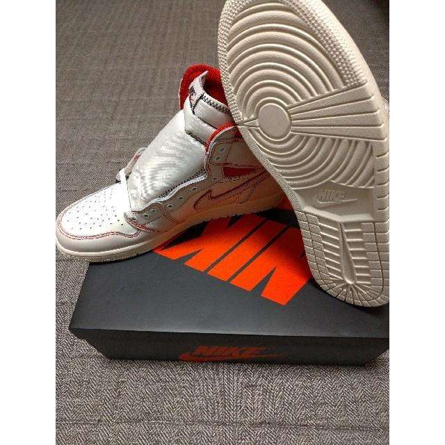 NIKE(ナイキ)のSNKRS購入 29cm NIKE AIR JORDAN1 SAIL メンズの靴/シューズ(スニーカー)の商品写真