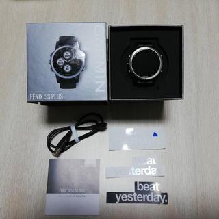 ガーミン(GARMIN)のGARMIN FENIX 5s plus(腕時計(デジタル))