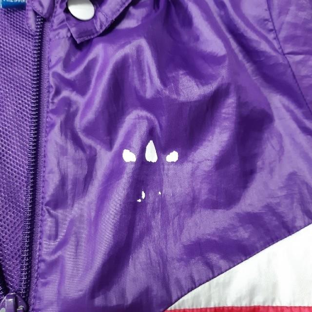 adidas(アディダス)の※専用 adidas オリジナル ナイロンパーカー size100 キッズ/ベビー/マタニティのキッズ服 女の子用(90cm~)(ジャケット/上着)の商品写真