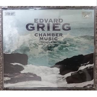 グリーグ  chamver  music complete 室内楽・楽器曲全集(クラシック)