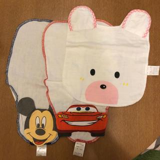 ディズニー(Disney)の汗取りパット3枚セット(肌着/下着)