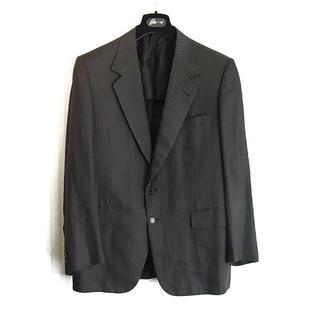 キトン(KITON)のsize52☆良品☆ブリオーニ  リネン製サマージャケット ドレスジャケット(テーラードジャケット)