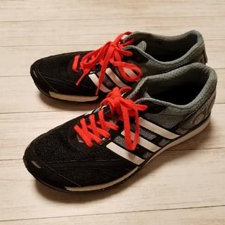 アディダス(adidas)の(メンズ)adidas ランニングシューズ アディゼロ 匠 練 ブースト(シューズ)