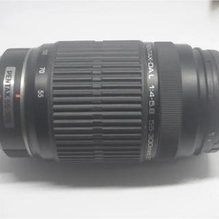 ペンタックス(PENTAX)のSMC PENTAX DA L 55-300mm F4-5.8 ED(レンズ(ズーム))