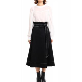 オープニングセレモニー(OPENING CEREMONY)のopening ceremony belted skirt(ロングスカート)