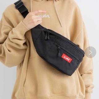 X-girl - エックスガール BOX LOGO HIP BAG ボックスロゴヒップバッグ