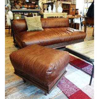 ジャーナルスタンダード(JOURNAL STANDARD)のnancy ottoman journal standard furniture(オットマン)