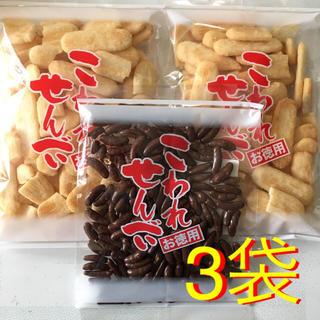 カメダセイカ(亀田製菓)の亀田製菓 ●ハッピーターン×2 ☆ 柿の種チョコ×1(菓子/デザート)