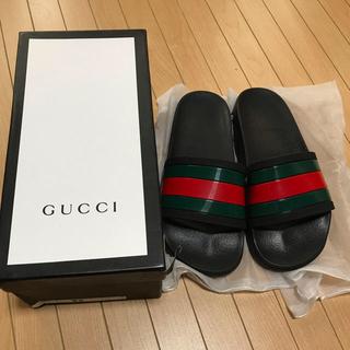グッチ(Gucci)のGUCCI サンダル メンズ(サンダル)