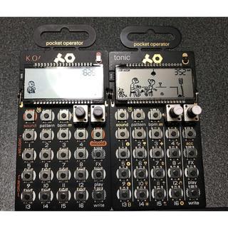 teenage engineering po-32 po-33(その他)