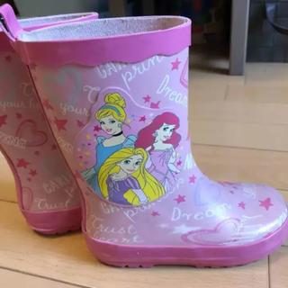ディズニー(Disney)のディズニープリンセス 長靴(長靴/レインシューズ)