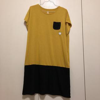 グラニフ(Design Tshirts Store graniph)の新品 グラニフ  チュニック ワンピース(チュニック)