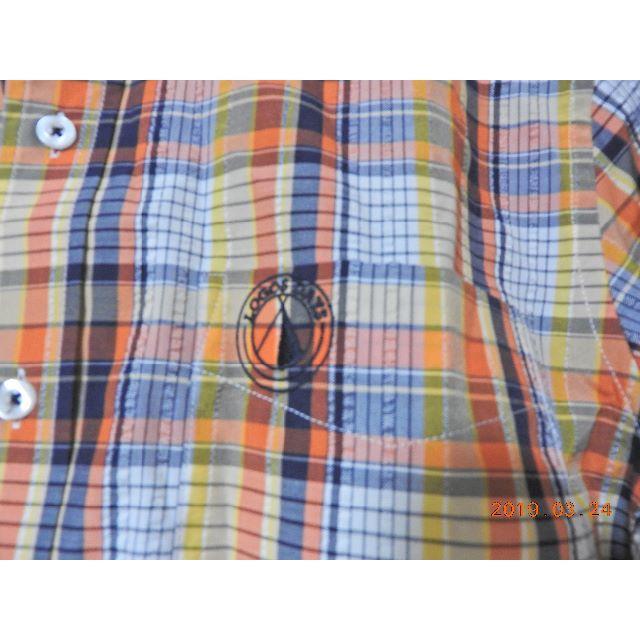 しまむら(シマムラ)の未使用しまむらLOGOSシャツM メンズのトップス(シャツ)の商品写真