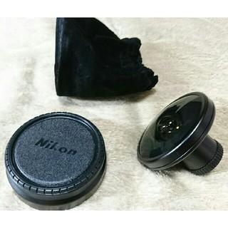 ニコン(Nikon)のnikon fisheye converter fc-e8(レンズ(単焦点))