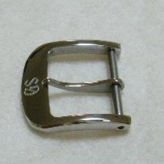 グランドセイコー(Grand Seiko)のSEIKO GSグランドセイコーの尾錠 新品未使用品(レザーベルト)