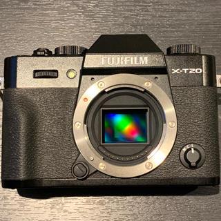 フジフイルム(富士フイルム)のFUJIFILM X-T20 ボディ(ミラーレス一眼)