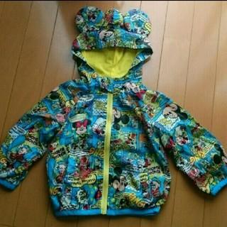 ディズニー(Disney)の90size  ミッキーパーカー(ジャケット/上着)