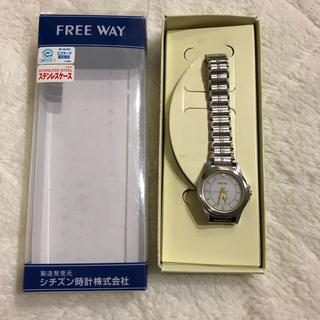 シチズン(CITIZEN)の新品未使用☆シチズン腕時計FREE WAY(腕時計)