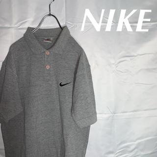 ナイキ(NIKE)のNIKE ナイキ ビンテージ ポロシャツ(ポロシャツ)